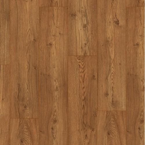 Виниловый пол Egger Дуб потрескавшийся коричневый коллекция Design+ ED4026 (EPD009)