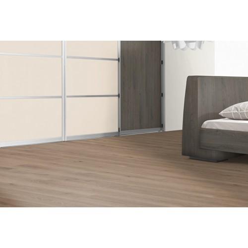 Пробковый пол Egger Дуб Клермон серый коллекция PRO Comfort Long 31 класс 10 мм EPC005