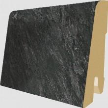 Плинтус Egger Камень Адолари чёрный L528 (EPC023)