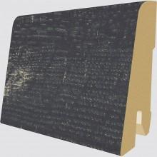 Плинтус Egger Дуб Хэлфорд чёрный L486 (EPL042)